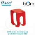 biOrb kryt v červené barvě pro trafo Powerpod 12V