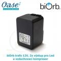 biOrb trafo 12V, 2x výstup pro Led a vzduchovací kompresor