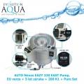 AUTO Nexus EAZY 320 EAST Pump, EU verze + 5 let záruka + 200 K1 + Pure Set