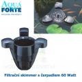 Filtrační skimmer s čerpadlem 60 Watt