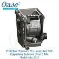 ProfiClear Premium TF-L pump-fed EGC - Čerpadlový bubnový (Drum) filtr, model 2017