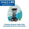 Kloubový skimmer Hailea FS40 pro jezírka do 40 m2 vodní plochy