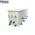 Filtreco 4 Kamer Moving Sieve L