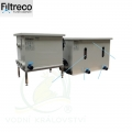 Filtreco Double Moving bed filter 55