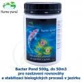 Bacter Pond 500g, do 50m3 - pro nastavení rovnováhy a stabilizaci biologických procesů v jezírku