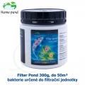 Filter Pond 300g, do 50m³ - bakterie určené do filtrační jednotky