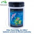 Filter Pond 500g, do 100m³ - bakterie určené do filtrační jednotky