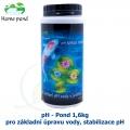 pH - Pond 1,6kg - pro základní úpravu vody, stabilizace pH