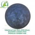 Vzduchovací disk 19cm, EPDM difuzor, 20 průseků - 5mm