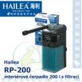 Interiérová filtrační univerzální čerpadla, Hailea vnitřní filtr RP-200