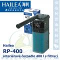 Interiérová filtrační univerzální čerpadla, Hailea vnitřní filtr RP-400