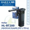 Interiérová filtrační univerzální čerpadla, Hailea vnitřní filtr HL-BT 200 s provzdušňováním