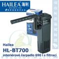 Interiérová filtrační univerzální čerpadla, Hailea vnitřní akvarijní filtr HL-BT 700 s provzdušňováním