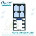 Inscenio 230, 4-zásuvka s krytem, 4x 230V