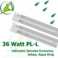 36 Watt žárovka-zářivka, model Economy, Jebao, Aqua King, no-name