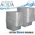 Cetus Sieve DOUBLE, 2x Cetus v gravity/pump verzi, v gravitační nebo čerpadlové verzi