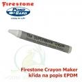 Firestone křída, White Crayon Maker