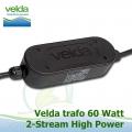 Velda náhradní trafo 60 Watt, 2-Stream High Power