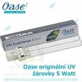 Oase originální náhradní žárovka UV 5 Watt