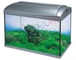 Akvárium 60 litrů s krytem + ZDARMA osvětlení + filtrace se vzduchováním