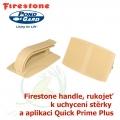 Firestone handle, rukojeť na Firestone stěrky