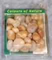 Polodrahokam White Gold 10-30 mm, in Blister