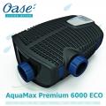 Oase AquaMax Eco Premium 6000, filtrační jezírkové čerpadlo, 50 Watt, max. výtlak 3,7 m, 5 let záruka