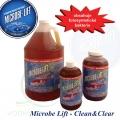 Microbe Lift Clean & Clear bacterie 1 L na 10-150 m3, biologický bakteriální preparát pro projasnění a pročištění vody v jezírcích a biotopech