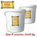 House Of Kata Oxy-P 2x10 kg na řasy, dočištění dna a desinfekci,na 1000-4000 m2, (Tripond Peroxid. Algoxan, Oxyper)