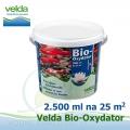 Bio-Oxydátor 2500 ml, kaložrout na 25-50 m2, celoroční bakteriální bio-preparát odstraňující kaly, usazeniny a nečistoty ze dna jezírek a biotopů