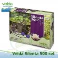 Vzduchovací set Velda Silenta 500, 8 litrů/min.