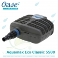 Oase filtrační čerpadlo AquaMax ECO Classic 5500, 60 Watt, 2,8 m, 5300 l/hod.