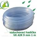 Vzduchovací hadička POND AIR 9 mm, cena za 1 metr