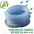 Vzduchovací hadička POND AIR 16 mm, cena za 1 metr