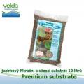 Filtrační a rostlinný jezírkový substrát 10 litrů