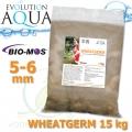 EA Wheatgerm, celoroční krmivo pro střední a velké rybky, velikost 5-6 mm, balení 15 kg