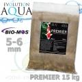 EA Premier, extra kvalitní krmivo pro střední a velké ryby, speciálně pro koi, velikost 5-6 mm, balení 15 kg