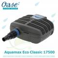 Oase filtrační čerpadlo AquaMax ECO Classic 17500, 165 Watt, 4,2 m, 17.500 l/hod.