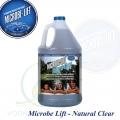 Microbe-lift natural clear 4 l, pročištovací a projasňovací bakterie na 100.000 na celý rok speciálně pro koupací okrasná jezírka a biotopy