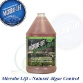 Microbe-lift natural Algae control 4 l, proti řasám a zelenání vody na 100.000 na celý rok speciálně pro koupací okrasná jezírka a biotopy