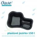 Plastové jezírko 150 l