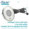 LunAqua Terra LED solo, 1xLED náhradní/doplňující osvětlení