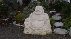 Budha sedící