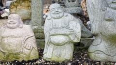 Budha s batohem (se štěstím)