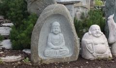 Budha v kameni