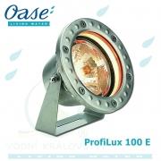 ProfiLux E 100, 100 Watt halogen, sestava profesionální osvětlení pro podvodní použití