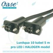 Spojovací kabel 5 m pro LunAqua 10 HALOGEN a LED