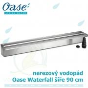 Oase Waterfall 90, nerez vodopád o šíři 90 cm