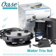 Water Trio, vodní fontána se třemi čerpadly a světelnými tryskami, výška paprsku 1,4 m, příkon 40W,