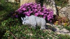 Kamenné zvíře - Nosorožec